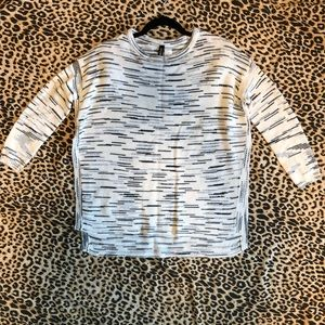 H&M Sweater with Side Slits